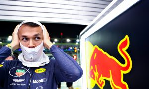 Albon found 'little tricks' to improve speed in Singapore