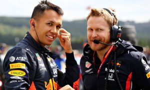 Albon hoping for 'a lot less noise' at Monza