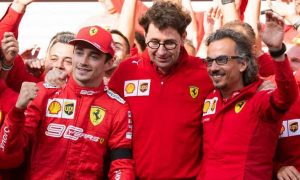 Brawn: First Ferrari win will alleviate pressure on Binotto