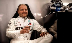 Bottas 'feeling better' since securing Mercedes future