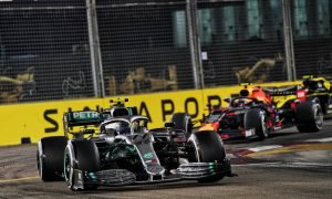 Bottas: Mercedes call to back off 'looked bad from the outside'