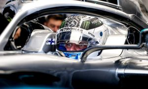 Bottas had a word with Hamilton about Q3 mix-up