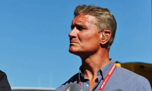 David Coulthard elected as the BRDC's new president