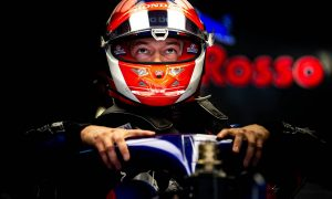 Kvyat denied special helmet livery for home race!