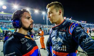 Kvyat unfazed by prospect of remaining with Toro Rosso