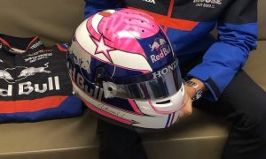 Gasly honours his old friend Anthoine Hubert