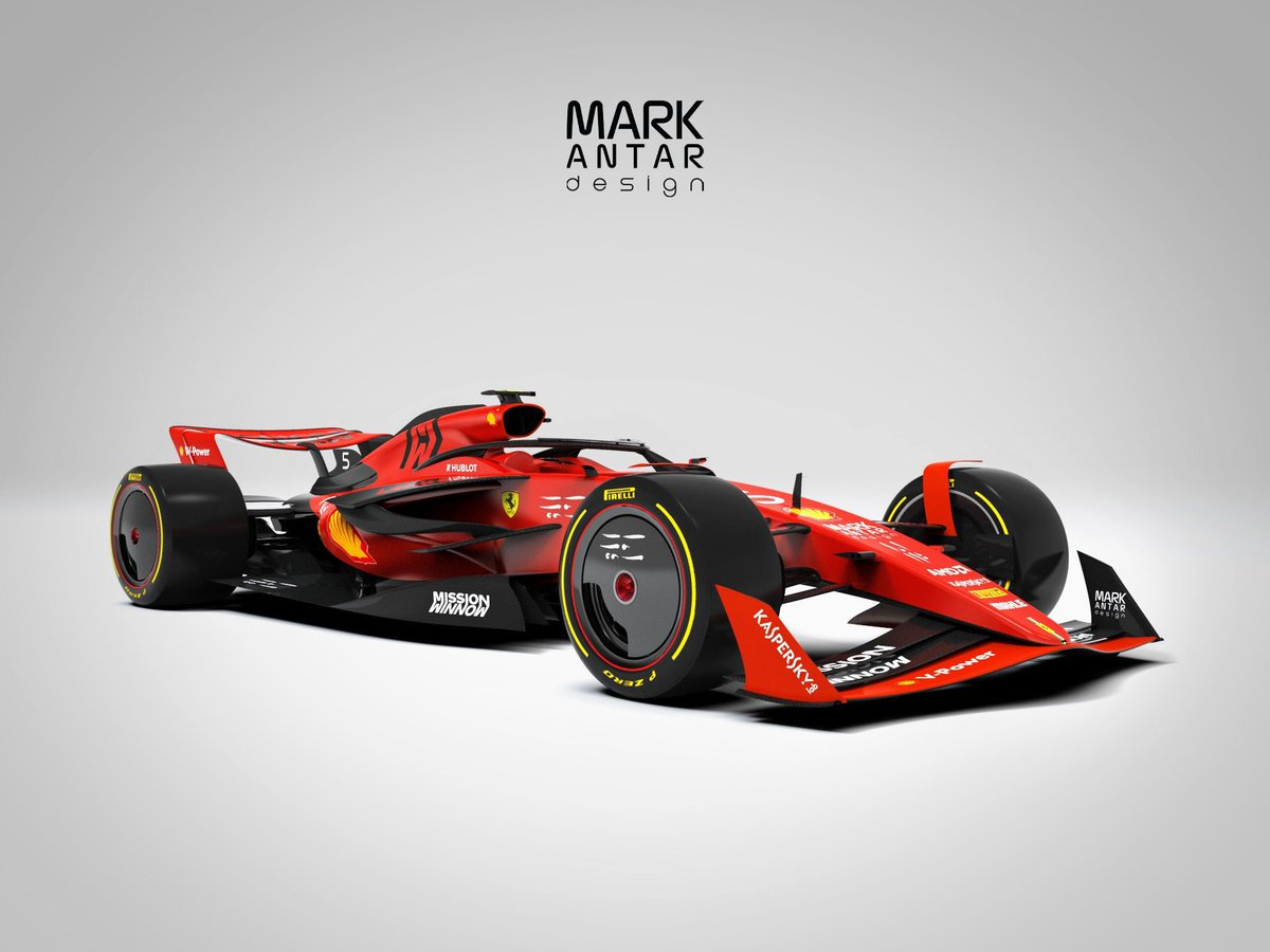 2021 F1 Design Feared To Be Six Seconds Slower