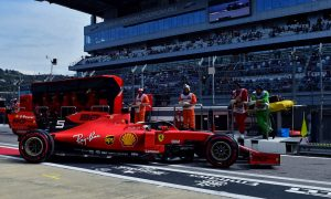 Ferrari in search of 'good compromise' to uphold momentum