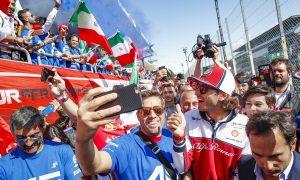 Giovinazzi dedicates best career result in F1 to Tifosi!