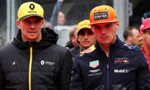 Rosberg still sees Hulkenberg as Red Bull's best bet