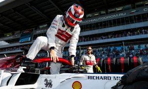 Raikkonen urges Alfa to 'clean up' after 'nightmare' race