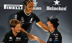 Hamilton full of admiration for 'remarkable' Kubica
