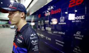 Kvyat is 'living example' of second chances in F1