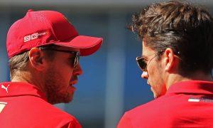 Leclerc's trust in Vettel 'still here' despite Sochi defiance