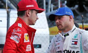 Bottas says Leclerc is already a 'very tough' racer
