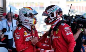Leclerc: Collaboration with Vettel 'the way forward' for Ferrari