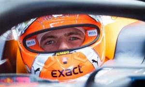 Verstappen: Back-of-grid start at Monza 'no big deal'