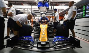 McLaren has clear target for Sochi, and a balancing act