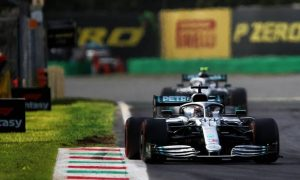 Mercedes left 'not satisfied' by Spa and Monza defeats - Wolff