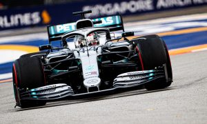 Mercedes referred to stewards for fuel temperature breach