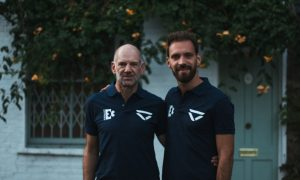 Newey and Vergne team up for epic Extreme E challenge!