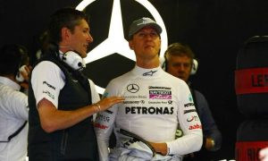 Ex-Mercedes man Fry says Schumacher family should break silence