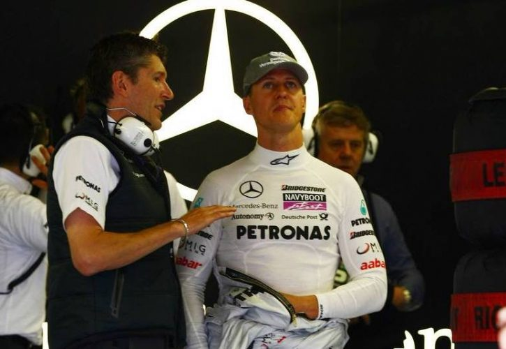 Schumacher 'in Paris hospital for pioneering stem cell operation'
