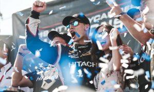 Team Penske's Newgarden captures second IndyCar title!