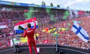 Monza confirms fans won't be allowed at  Italian Grand Prix