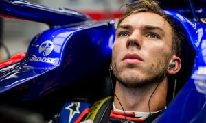 Gasly focused on personal development, not return to Red Bull
