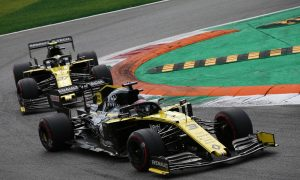 Ricciardo: Monza result 'a real statement' from Renault