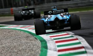 Russell predicting slipstream chaos in Monza qualifying