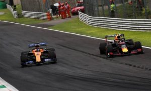 Sainz: No regrets over 'hard racing' move on Albon