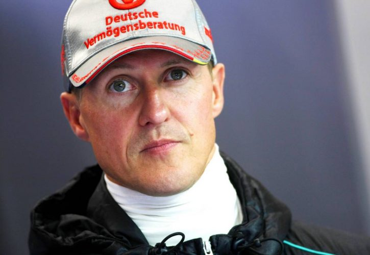 Michael Schumacher undergoes stem-cell therapy treatment in Paris hospital, reports claim