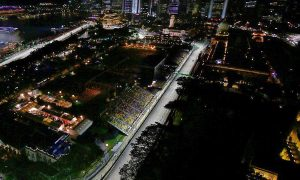 Singapore adds third DRS zone to Marina Bay circuit