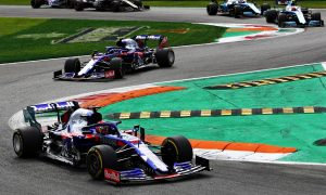 Toro Rosso looking to move on from 'unfortunate' Monza