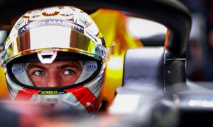 Verstappen buoyed by 'positive' first day of running