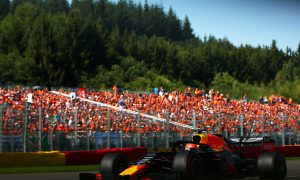Verstappen's orange wave of support: 'The more the better!'
