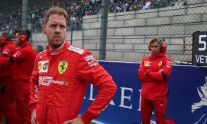 Vettel insists he's not mentally 'in the wrong place'