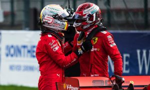 Vettel has no problem with use of Ferrari team orders