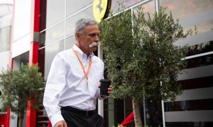 Carey: No race cancellation if COVID slips into the F1 paddock!