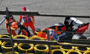 'Poor start' wreaks havoc on Verstappen's Belgian GP