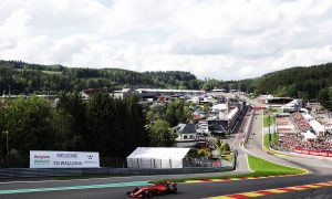 2019 Belgian Grand Prix - Race results