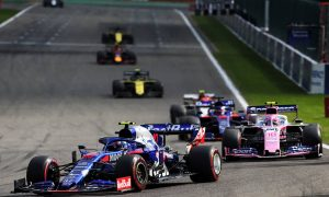 FIA race director Masi revives F1's 'yellow card' flag warning
