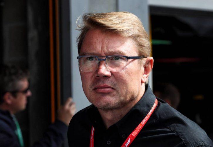 Mika Hakkinen (FIN). 01.09.2019.