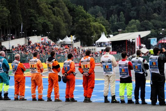 Marshals. 