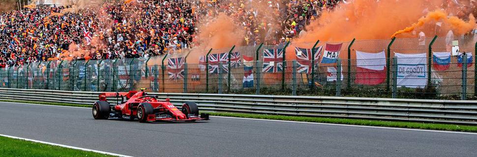Charles Leclerc (MON) Ferrari SF90. 01.09.2019.