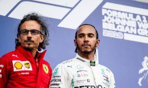 Hamilton 'won't be upset' if he never drives for Ferrari