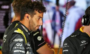 Ricciardo sees new teammates as 'an opportunity to learn'