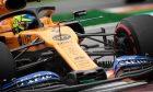 Lando Norris (GBR) McLaren MCL34. 06.09.2019.
